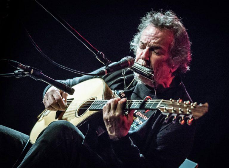 Irish Singer Andy Irvine