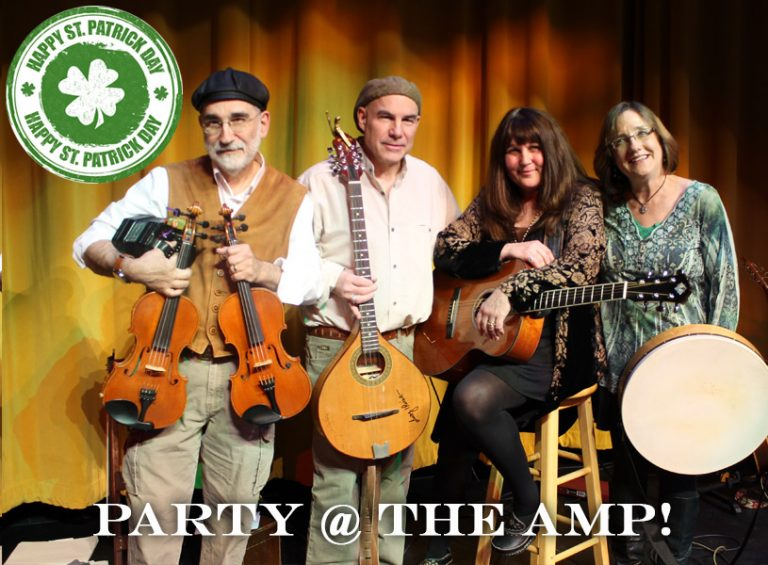 St. Pat's Day Party at The AMP!