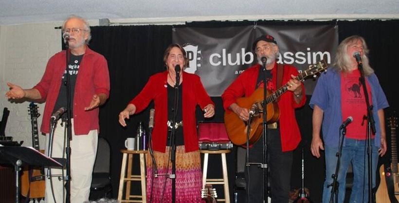 Joe Hill performers