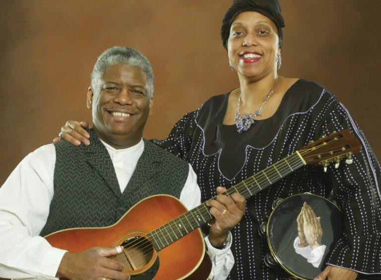 Rev. Robert B. Jones and Sister Bernice Jones