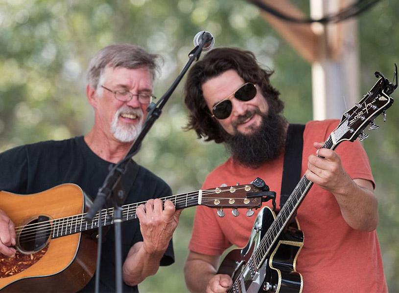 Frank Youngman and Seth Barnard